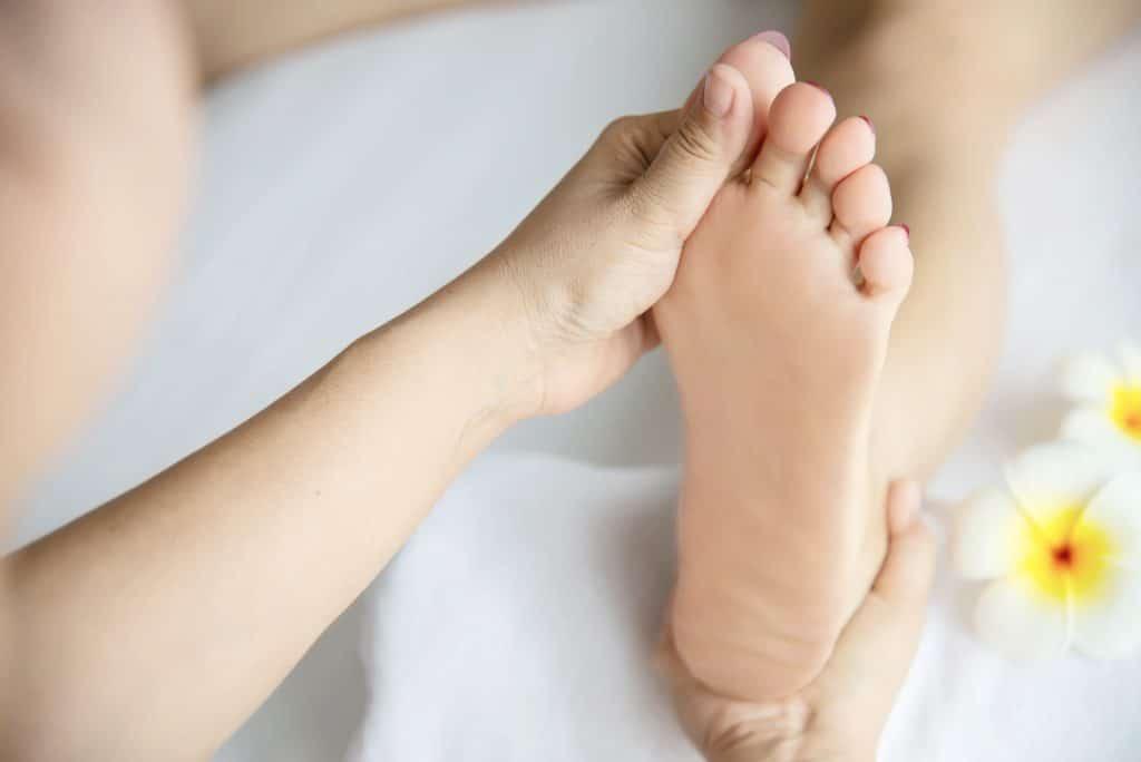 soin pour les pieds