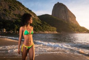 epilation laser bikini